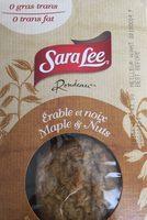 Biscuits (érable & Noix) - Product