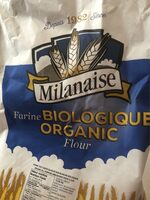 Farine biologique organic - Produit - fr
