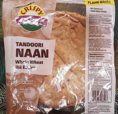 Tandoori naan - Produit - fr