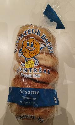 Bagels au sésame style Montréal - Produit - fr