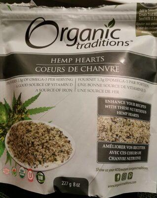 Coeur de chanvre - Product - fr