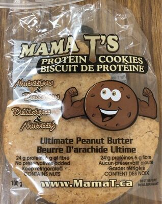 Ultimate Peanut Butter - Product - en