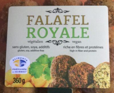 Falafel végétalien - Product - fr