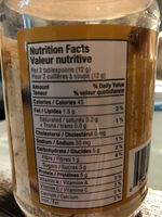 Powdered peanut butter - Ingredients - fr