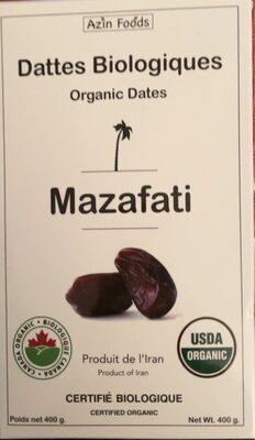 Mazafati - Product - fr