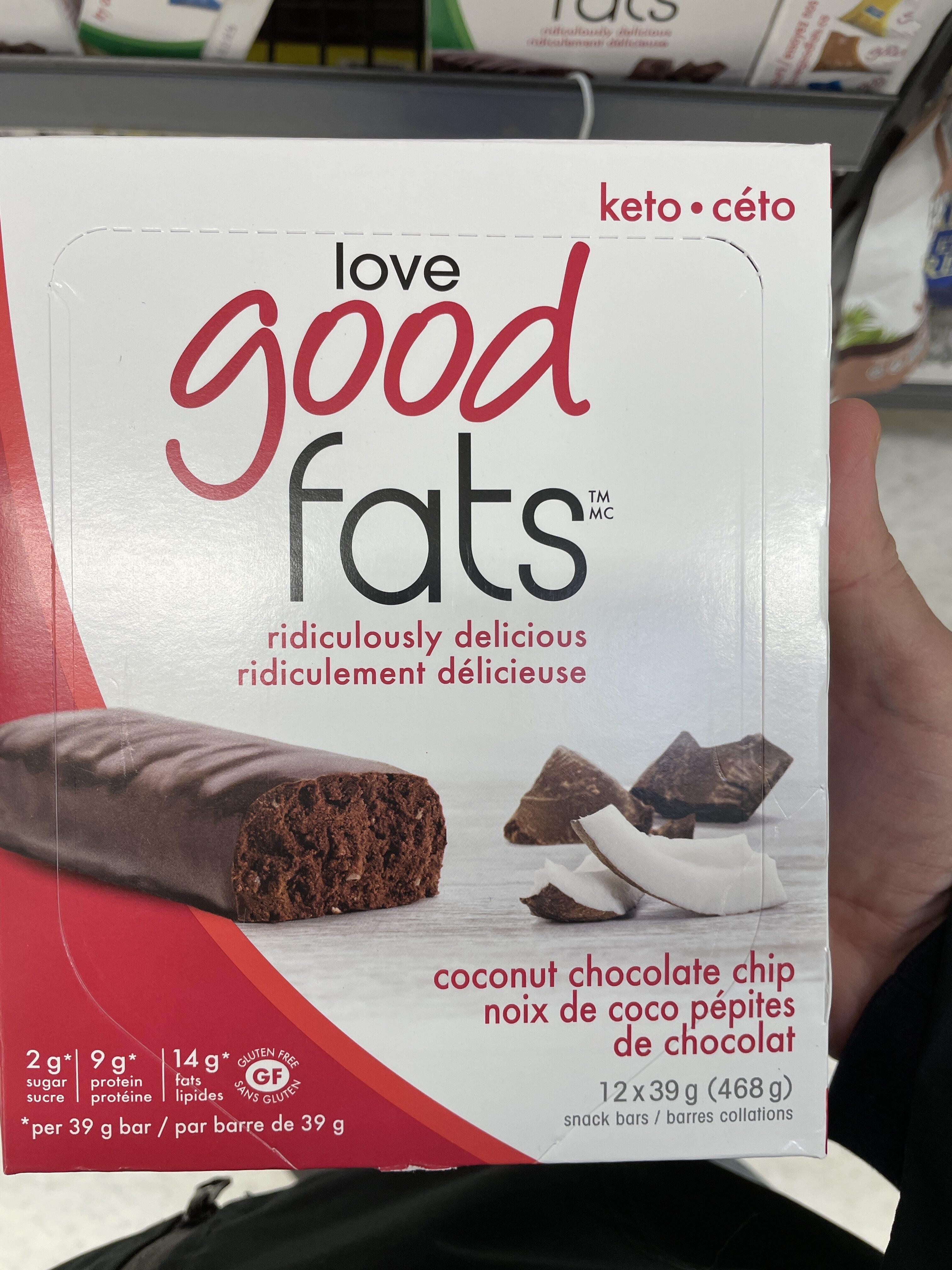 Love Good fats - Product - en