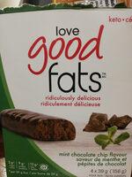 love good fats - Product - fr