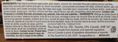 love good fats - Ingredients - fr