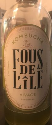 Kombucha - Product - fr