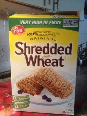 Shreadded wheat - Produit - fr
