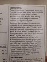 pizza - Ingredients - en