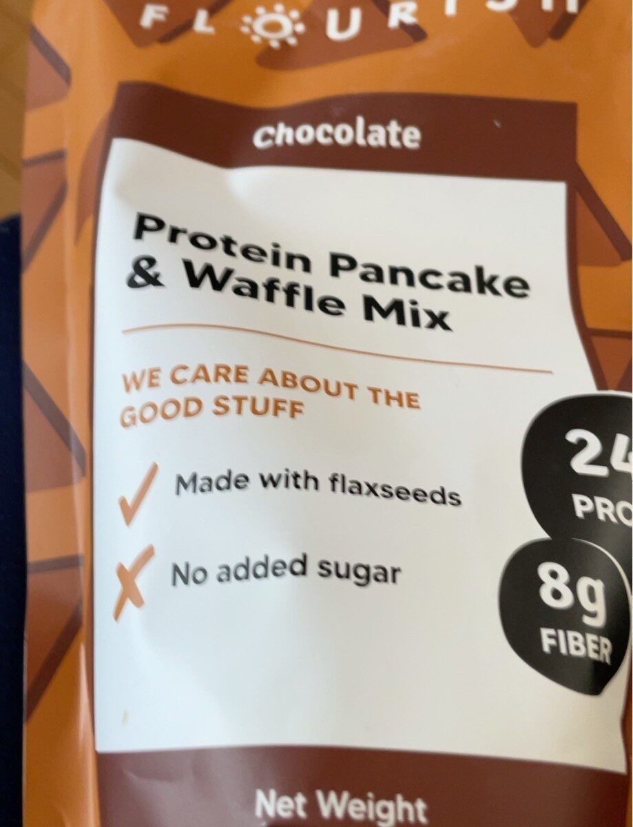 Protein pancake - Product - fr