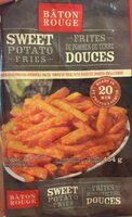 Frites de pomme de terre douce - Product - fr