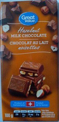 Milk chocolate - Product - fr