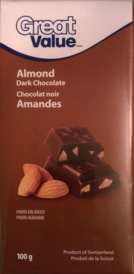 Almond Dark Chocolate - Product