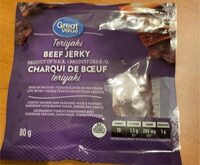Beef jerky - Product - fr