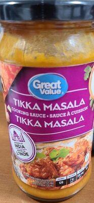 Tikka Masala cooking sauce - Product - en