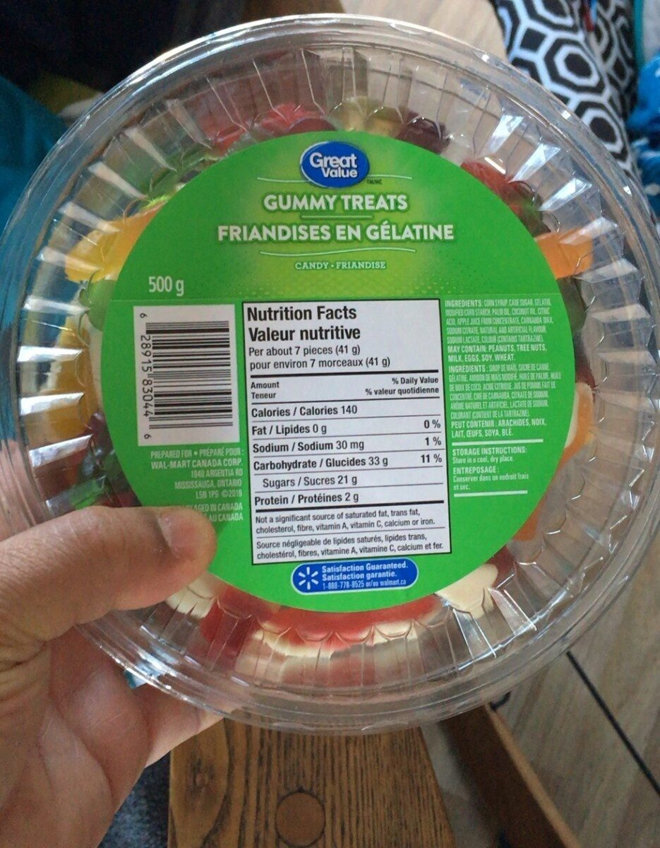 Friandise en Gélatine - Product - fr