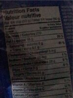 Milk Chocolate Almonds - Nutrition facts - fr
