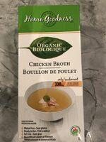 Bouillon de poulet - Produit - fr