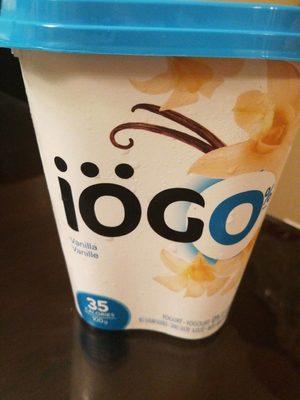 IOG0% Vanille - Produit - fr