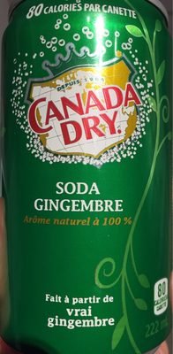 Canada Dry Ginger Ale - Product
