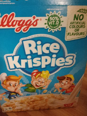 rice kripies - Product