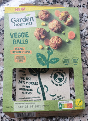 Veggie balls - Prodotto - fr