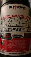 Unflavoured 100% whey protein - Produit - fr