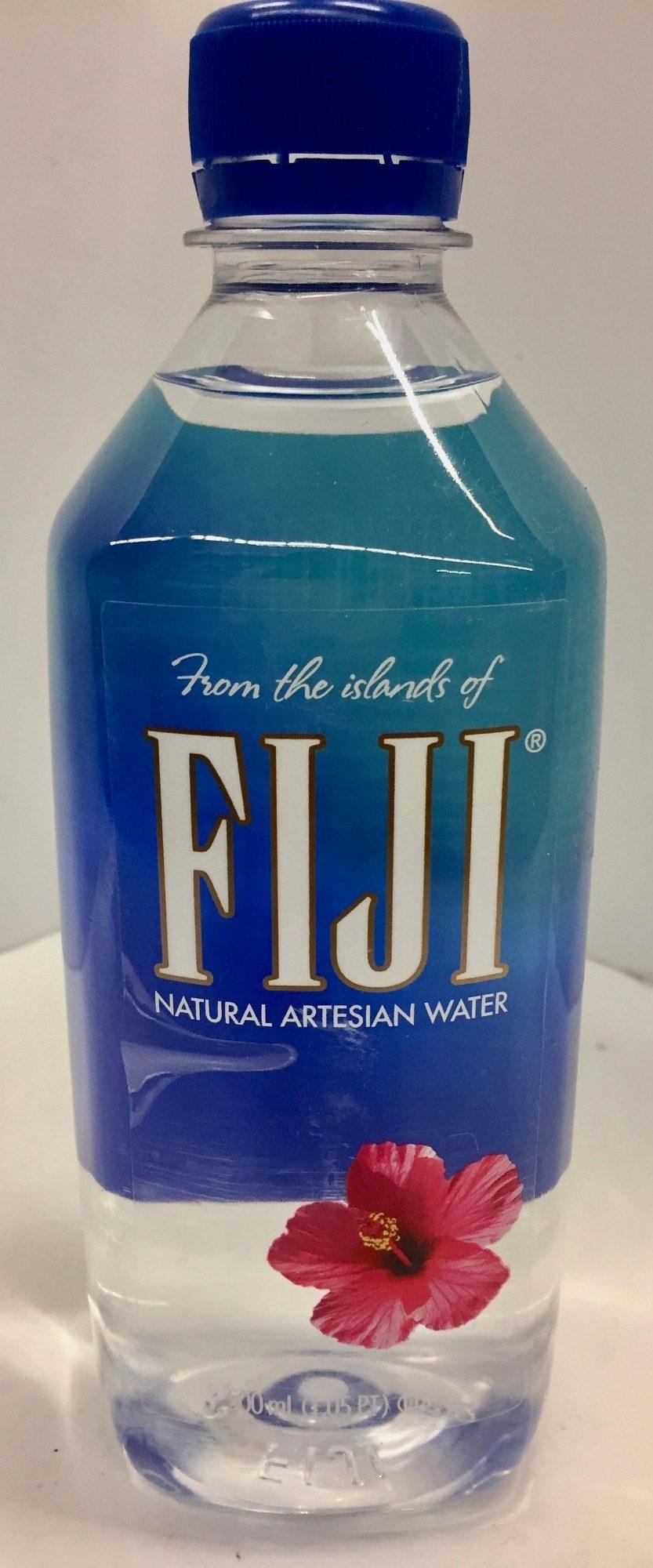 Fiji Natural Artesian Water - Ingredientes - es