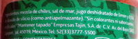 Clasico Seasoning - Ingredients