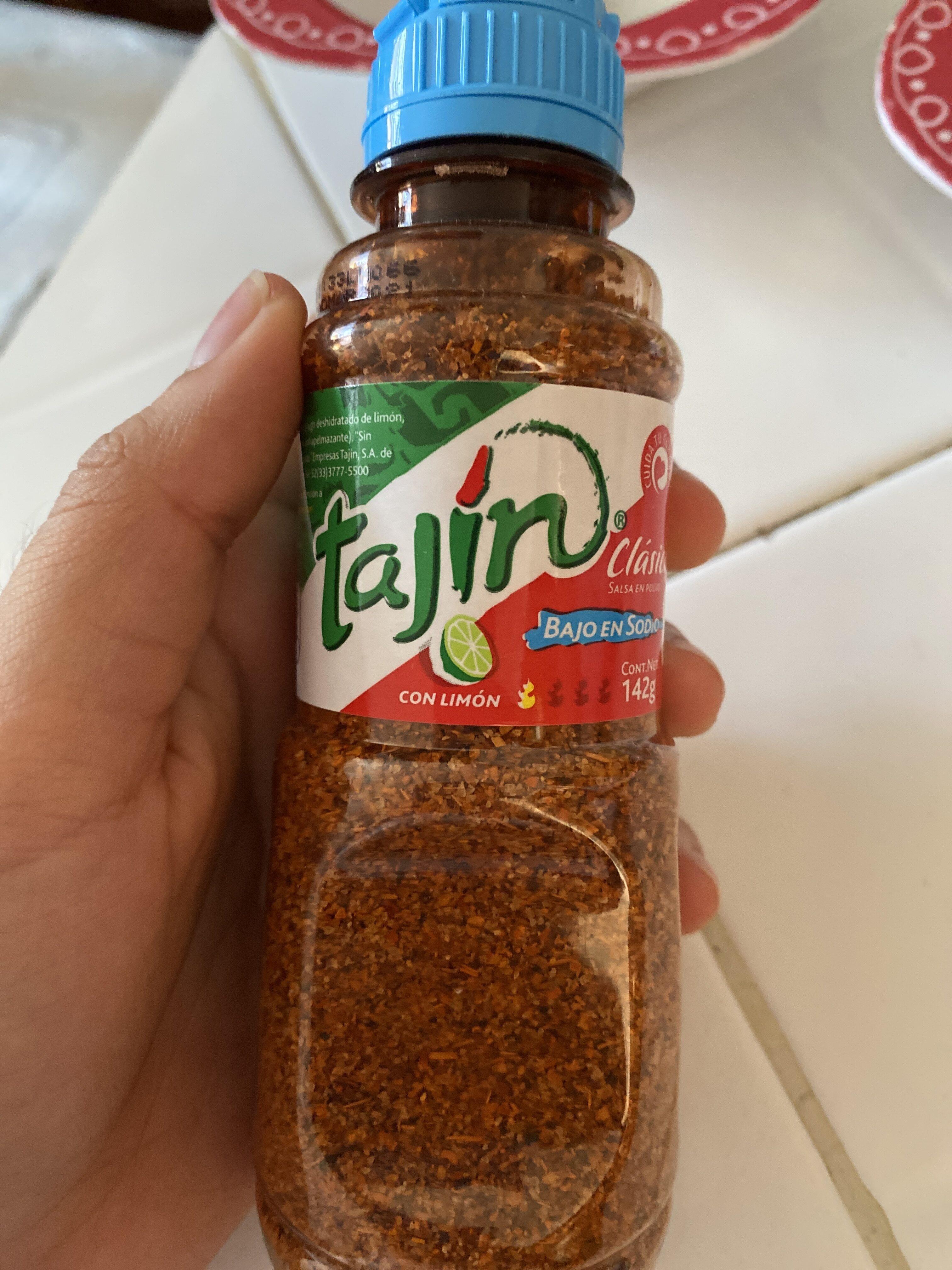 Tajin, clasico seasoning, lime - Product - en