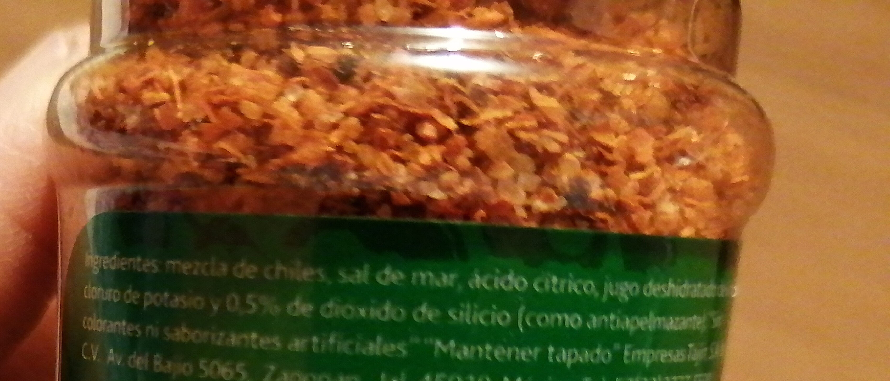 Tajin, clasico seasoning, lime - Ingredientes - es