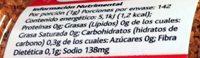 Tajin, clasico seasoning, lime - Información nutricional - es