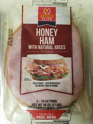 turkey and ham sandwich meat - Product - en