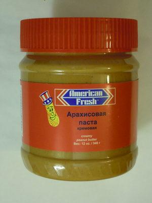 Арахисовая паста кремовая - 6