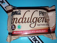 Protein Indulgence Belgian Chocolate Hazelnut - Produit - en