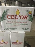 Carton CEL'OR 3x5L - Produit - fr
