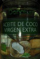 Aceite de coco virgen extra - Product - es
