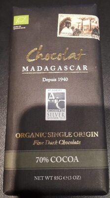 Chocolat Madagascar - Product