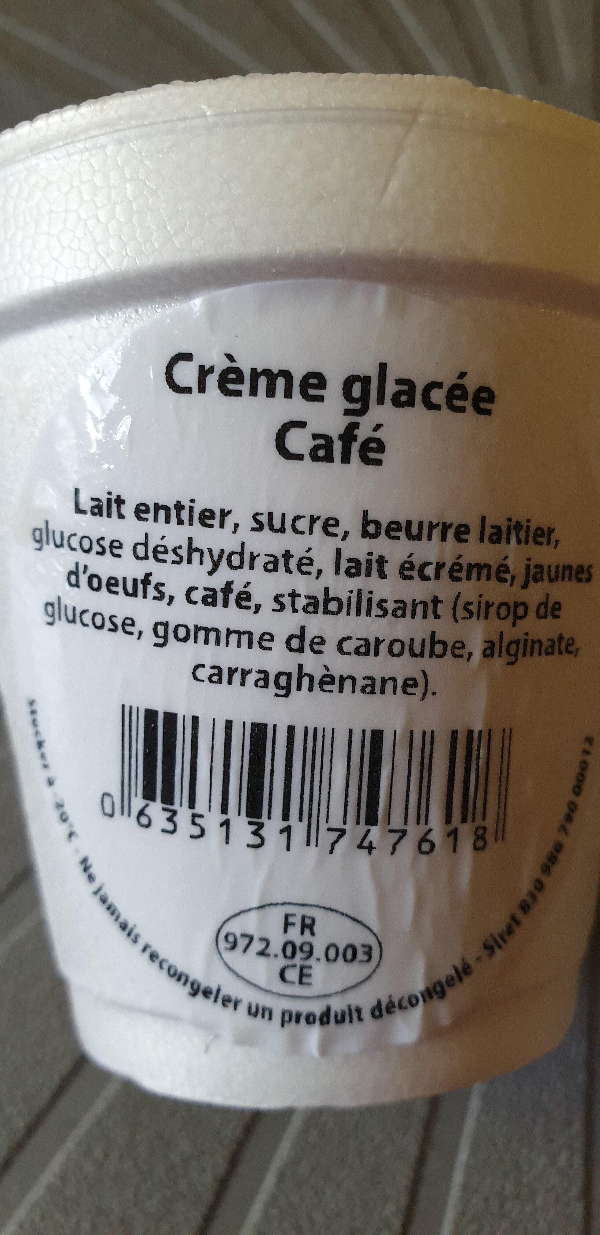 Café - Ingredients - fr