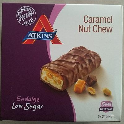 Caramel Nut Chew - Product - en
