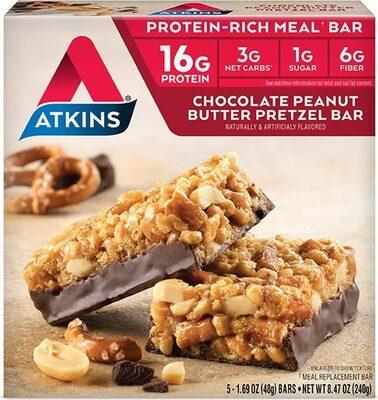 Advantage protein-rich chocolate peanut butter - Product - en