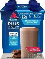 Creamy Milk Chocolate Protein-Packed Shake - Product - en