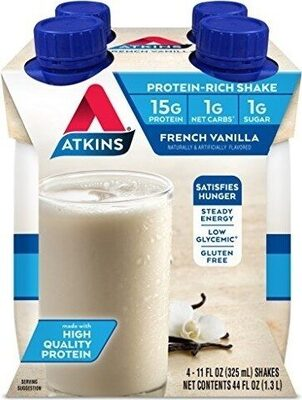 French Vanilla Shake - Prodotto - en
