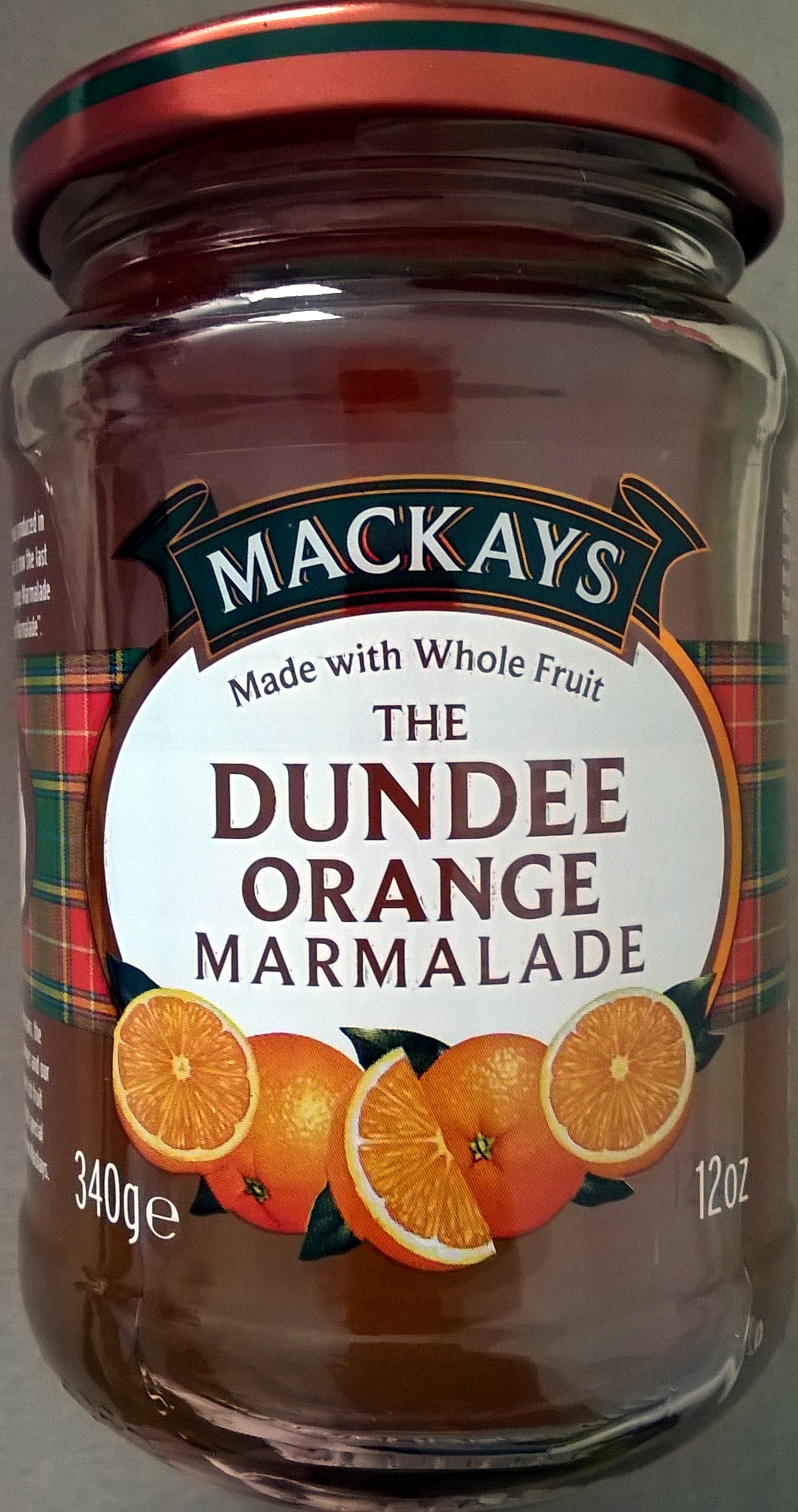The dundee marmalade - Product