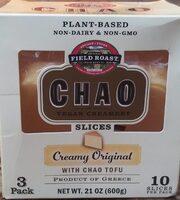 CHAO Vegan Creamery Slices - Product - en
