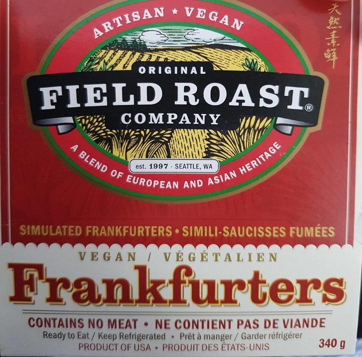 Frankfurters - Product - fr