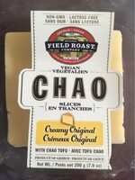 Creamy original chao slices with chao tofu - Product - en
