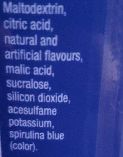 Rave - Ingredients - en